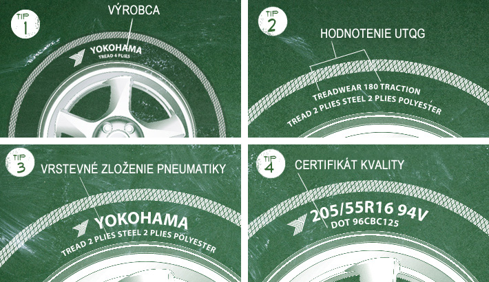 Parametre pneumatiky