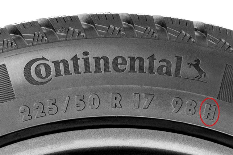 Index nosnosti pneumatiky