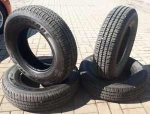 Jazdené pneumatiky