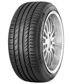 Continental ContiSportContact 5 275/40 R19 105W XL