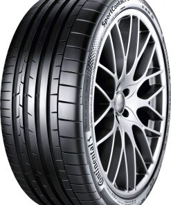 Continental SportContact 6 275/45 R21 107Y MO-S ContiSilent