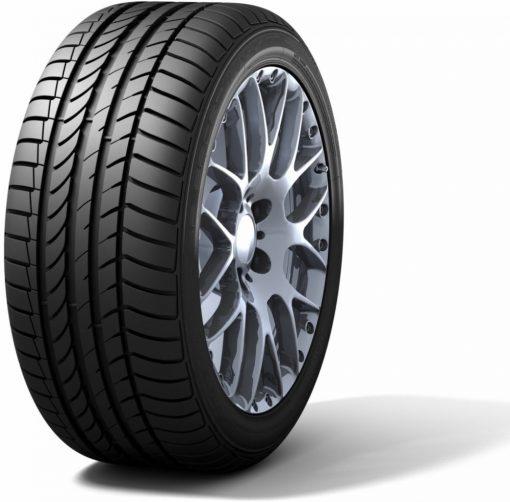 Dunlop SP Sport MAXX TT 245/40 R17 91W ROF *