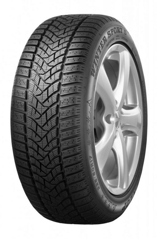 Dunlop Winter Sport 5 255/55 R19 111V XL SUV