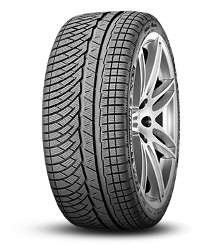 Michelin Pilot Alpin PA4 245/45R17 99V XL