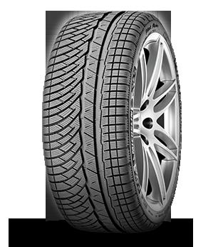 Michelin Pilot Alpin PA4 235/50R17 100V XL