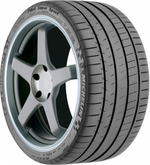 Michelin Pilot Super Sport 255/45 R19 100Y N0