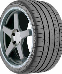 Michelin Pilot Super Sport 255/40 R18 99Y XL *