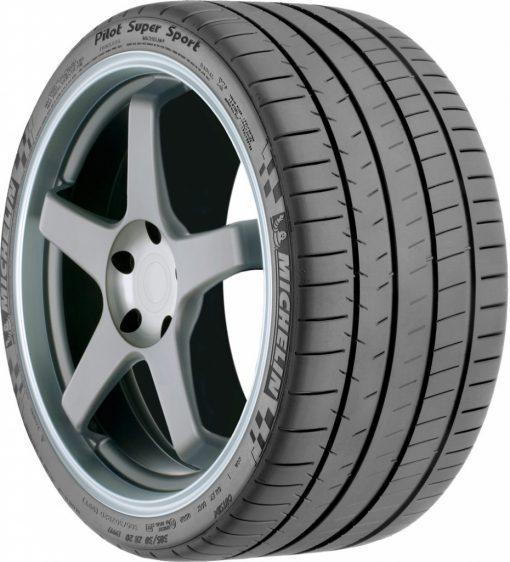 Michelin Pilot Super Sport  255/40 R18 95Y *