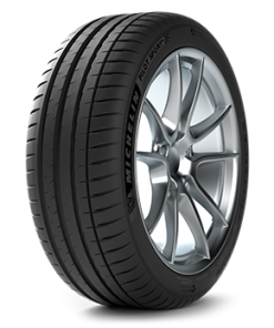 Michelin Pilot Sport 4 255/45 R19 104Y XL Acoustic AO S1