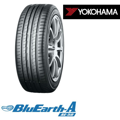 Yokohama Bluearth-A AE-50 215/55R16 97H XL