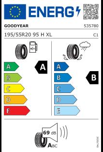 Goodyear Efficientgrip Performance 195/55 R20 95H XL