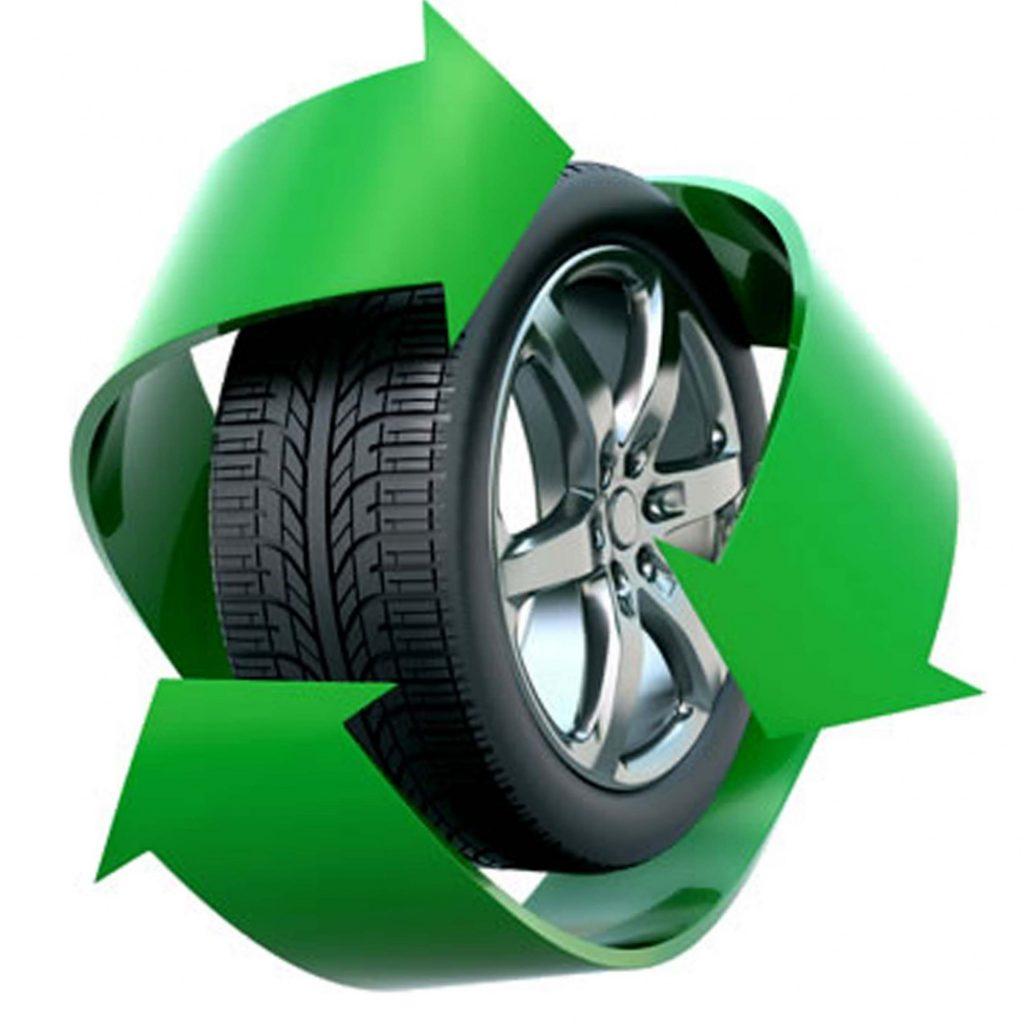 Recyklujeme pneumatiky
